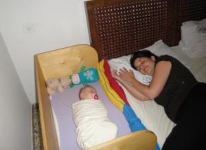 עריסה לתינוק